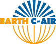 Earth C-Air logo
